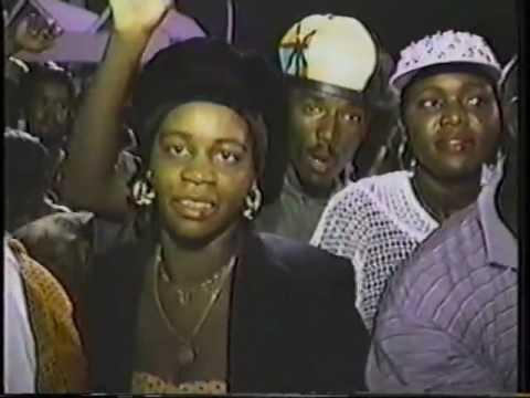 Buju Banton and wayne wonder    1992