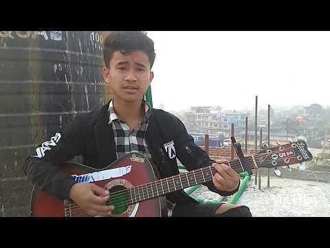 Ukali Chadaula Orali Jharaula-ft_cover By Aatish Subba