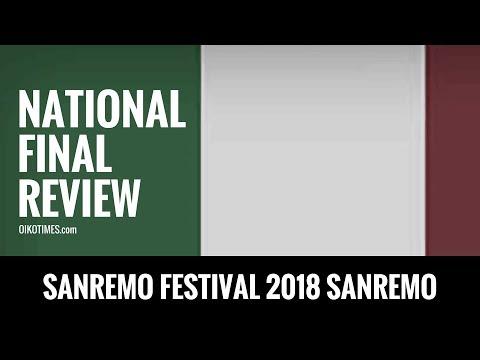 oikotimes.com: Sanremo Festival 2018 Review / Eurovision 2018