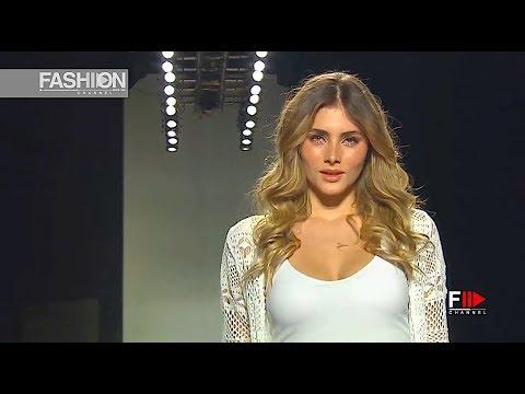 CARMEN STEFFENS Spring Summer 2018 COLOMBIAMODA 2017 - Fashion Channel