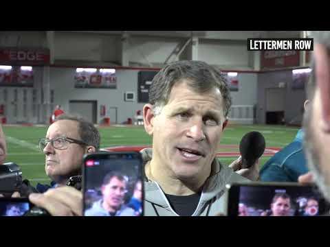 Greg Schiano: Ohio State defensive coordinator previews Northwestern
