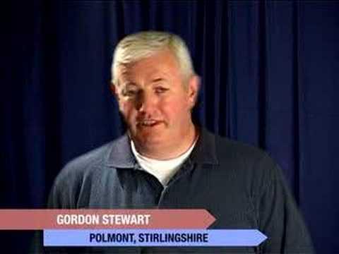 Gordon Stewart Talks About Nick James