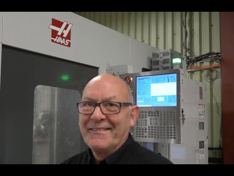 Titan Motorsport: Oz talks about his love of Haas CNC