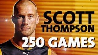 Scott Thompson 250 Games