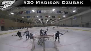 2018-2019 #20 Madison Dzubak GY 2020 Carolina Lady Eagle Highlights