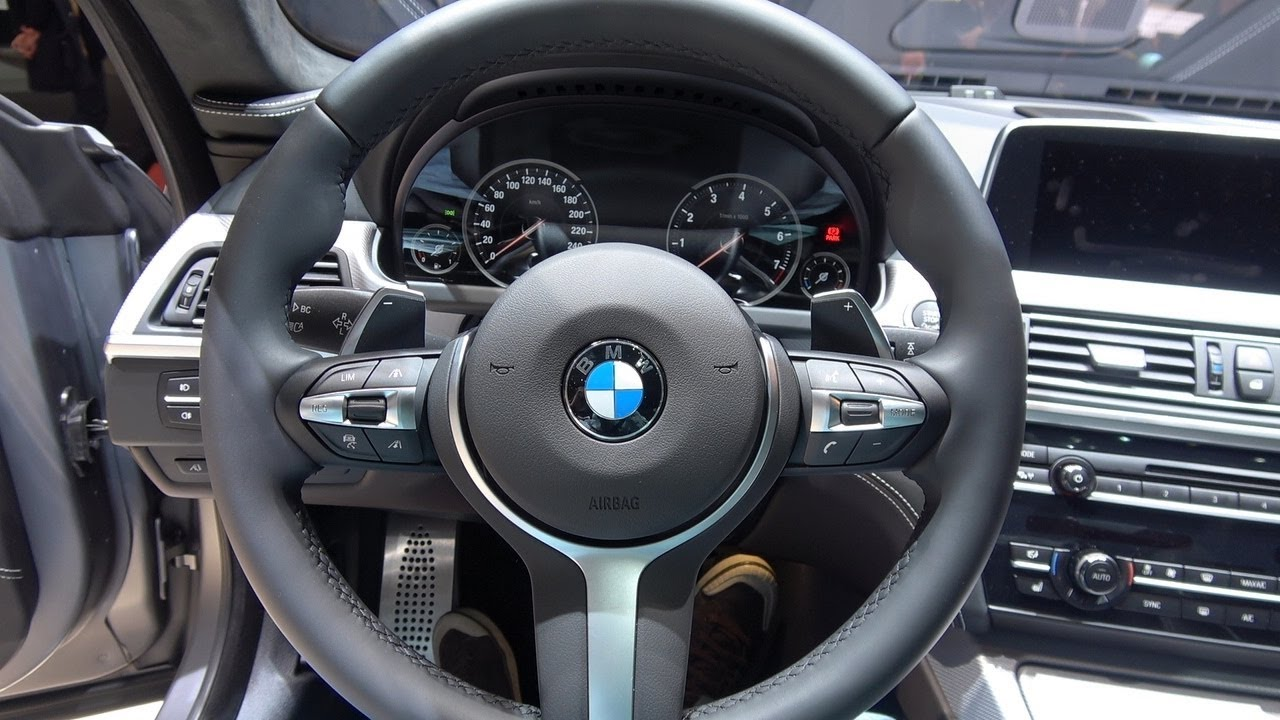 New Bmw M6 Series Coupe Exterior And Interior 360 Walkaround