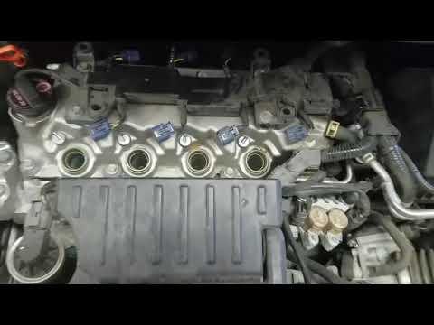 06 07 08 Honda Civic Hybrid Spark Plug Change