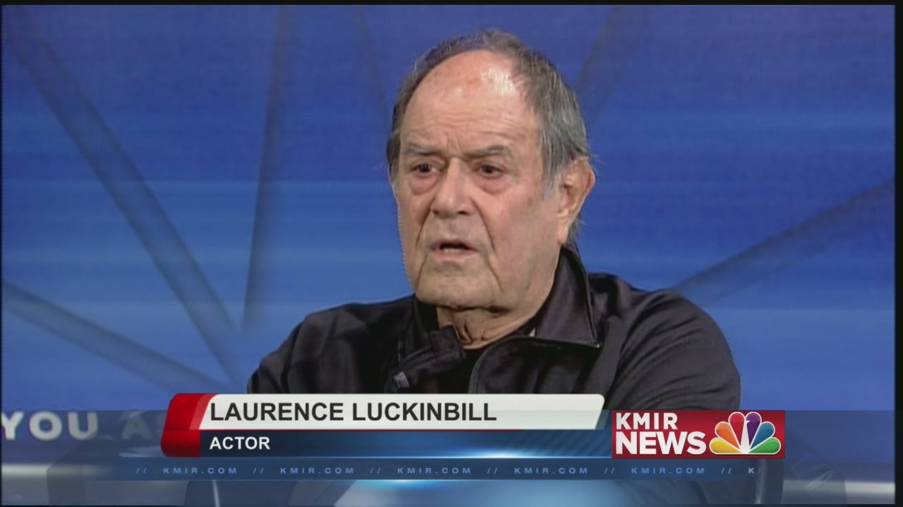 laurence luckinbill interview