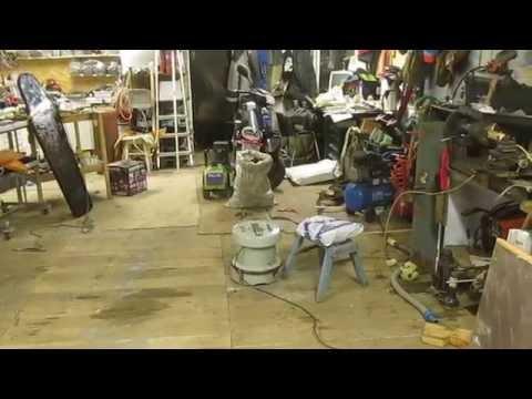 смотровая яма в гараже своими руками размеры фото