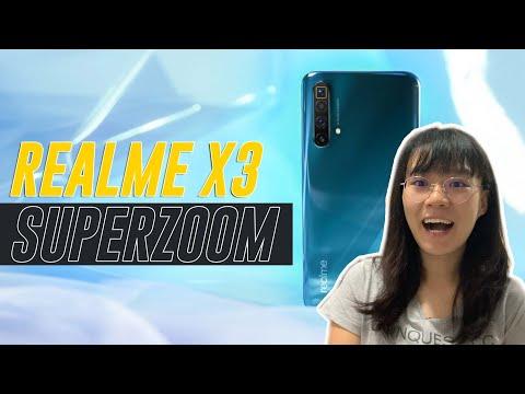Realme X3 Superzoom In Malaysia Icymi 341 Youtube