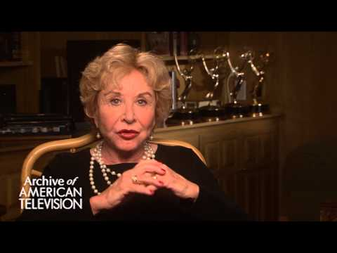 Michael Learned discusses the atmosphere on The Waltons set - EMMYTVLEGENDS.ORG