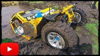 Битва МОНСТРОВ в Грязи / Battle monsters in the Mud