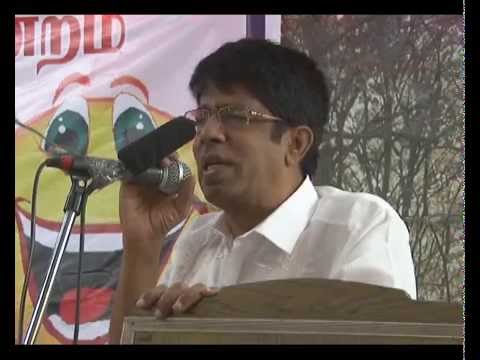 Speech at Humour Club by Sundarrajan Film Director | Tamil