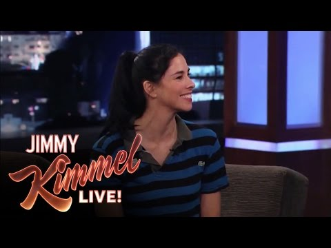 Sarah Silverman Talks to Matt Damon About Her Relationship with Jimmy Kimmel