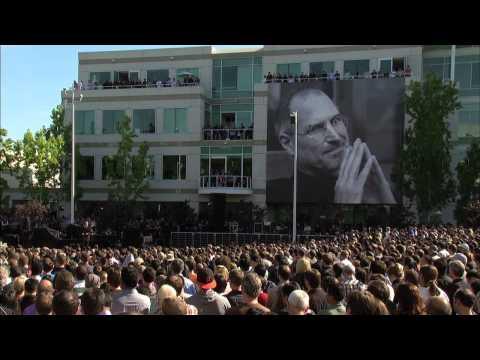 Apple - A celebration of Steve's life. - October 19, 2011