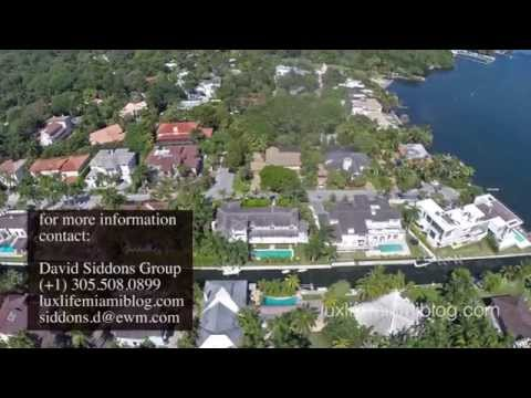 FOR SALE: Stunning South Coconut Grove Home in a Gated Community