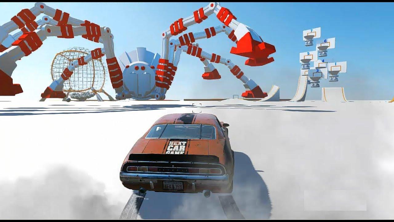 Next Car Game Com Demo