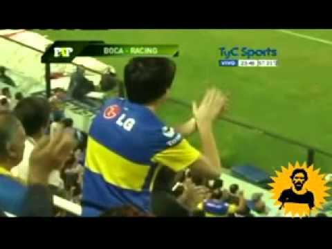 Flaco Schiavi vs Racing: así debe jugar un 2 de Boca 2012