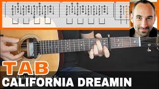 California Dreamin' Guitar Tab