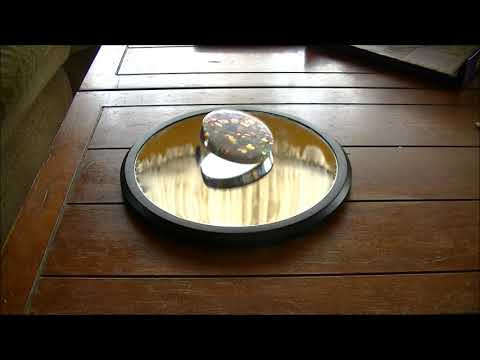 Euler's Disk - The Spinning Coin That Spins For Minutes! (How Long Will It Spin?)