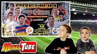 Video Abrimos Cromos PREMIUM Adrenalyn XL de Panini en Español download MP3, 3GP, MP4, WEBM, AVI, FLV November 2017