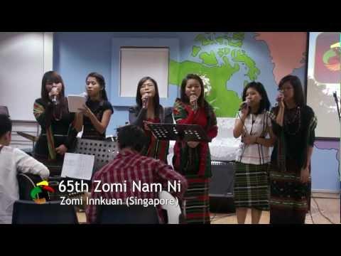 65th Zomi Nam Ni Singapore