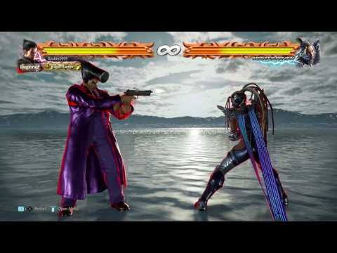 Tekken 7 - All Character Item Moves - YouTube