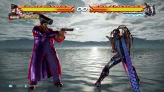 Tekken 7 - All Character Item Moves