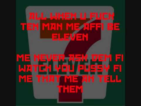Dexta Daps 7Eleven LYRICS RAW @DancehallLyrics