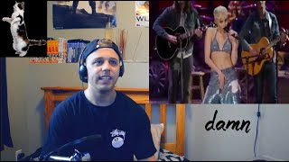 MILEY CYRUS -  WHY'D YOU ONLY CALL ME WHEN YOU'RE HIGH (MTV UNPLUGGED) (REACTION) Video