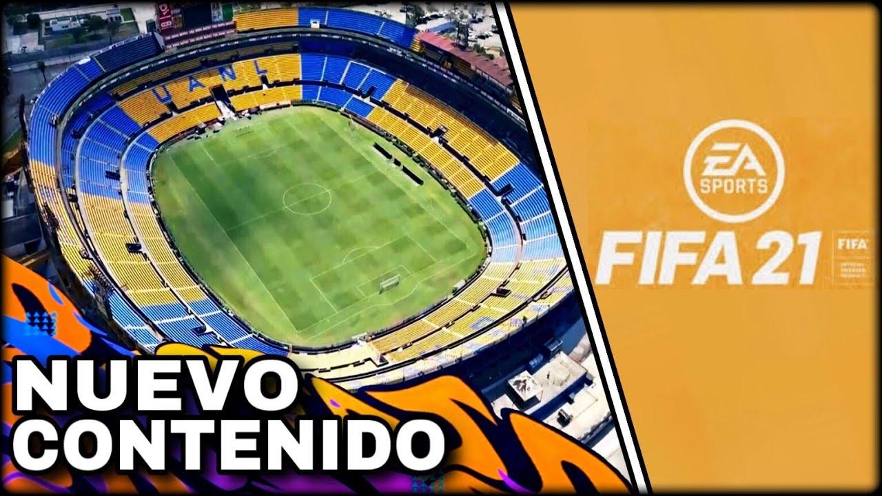 5 INNOVACIONES QUE VENDRÁN EN FIFA 21