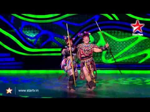 Dance Director Johnson Naik- Arvind neelu  tribal