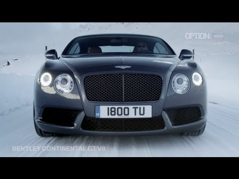 2013 Bentley Continental Gt V8 Official Hd Option Auto