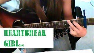 Heartbreak Girl- 5SOS Guitar Tutorial