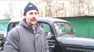 """""""Восстановленный Автомобиль Газ М-1"""" Реставраторы Военных Машин"""