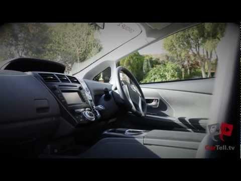 2012 Toyota Prius V - Review