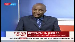 Betrayal in Jubilee:  Uhuru: ''My silence is not cowardice'' | The Big story | part 2