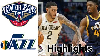 Pelicans vs Jazz HIGHLIGHTS Full Game | NBA January 21