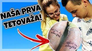 NAPRAVILI SMO ZAJEDNIČKU TETOVAŽU! | 8rasta9 & xniks2x