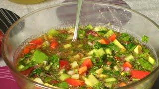 видео Сыроедческие супы