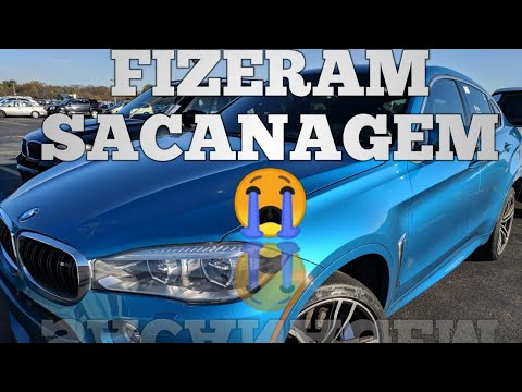 💰RESTO DE RICOS!! 2016 BMW X6 M AWD 4.4L 8 CIL BI-TURBO 32V 567HP. USADO NOS ESTADOS UNIDOS!
