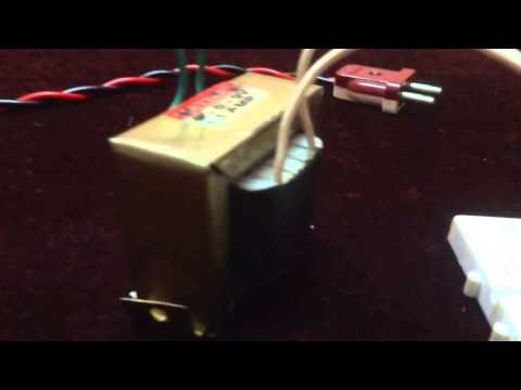 output transformer hook up