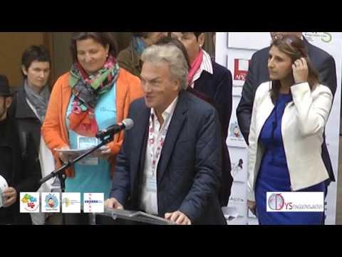 JND 2016   Lyon   8 oct 2016   Discours ouverture avec la ministre de l'Education Nationale