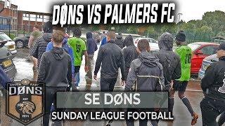 "SE DONS vs PALMERS FC: ""YOUTUBE CHAMPIONSHIP BELT"" - Sunday League Football"