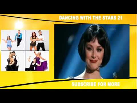 Dancing With The Stars Season 21 Week 9 Results & Elimination   DWTS Season 21 Week 9
