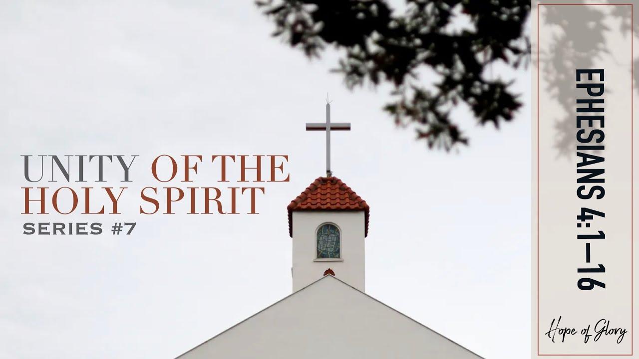 UNITY OF THE HOLY SPIRIT