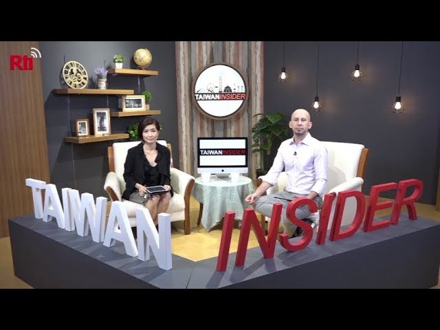 First episode   Taiwan Insider   March 8, 2019   RTI