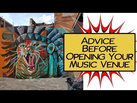 Before Opening Doors To Your Music Venue With Jason Hunnicutt Of 1904 Music Hall