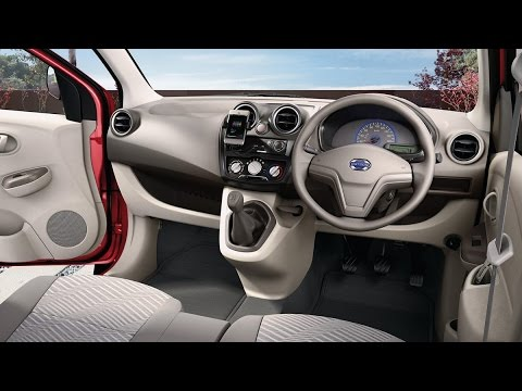 Nissan Datsun Go small Hatchback Car Review India