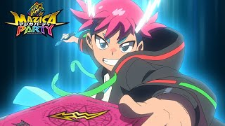 Watch Mazica Party Anime Trailer/PV Online